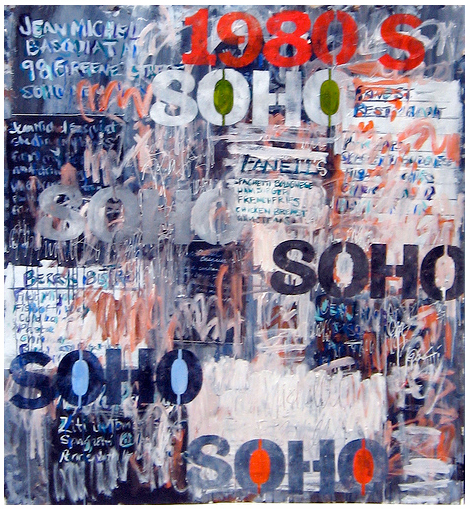 SoHo Memory Paintings | Franco Colavecchia