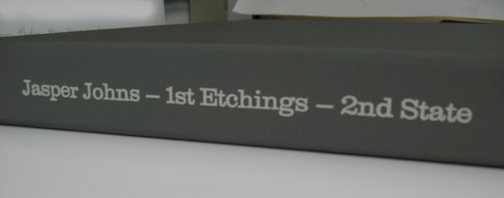 series title as printed on ULAE portfolio box