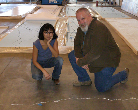 tom houk and maya lin